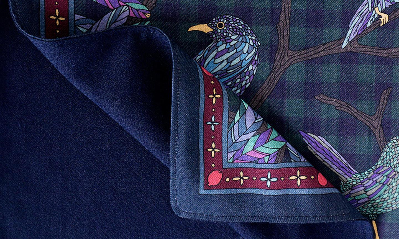 ania-axenova-paris-blue-blackbirds-woolen-shawl-closeup-large2